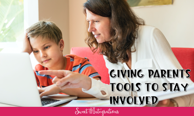 giving parents tools to help their students
