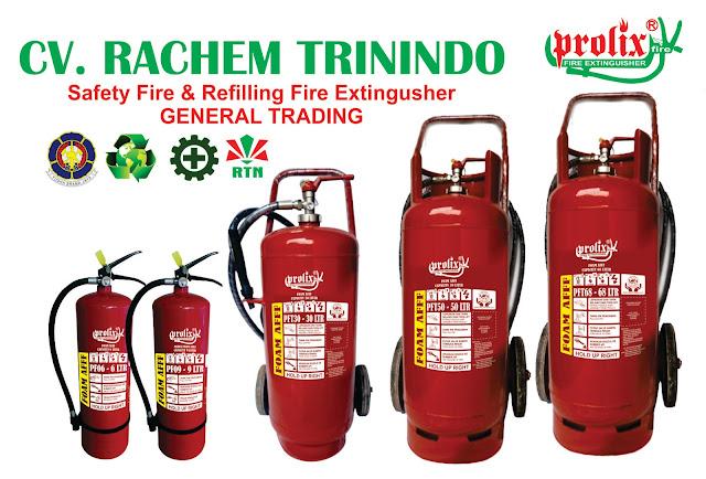Foam AFFF - Harga Alat Pemadam Api - Tabung Apar Berkualitas