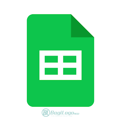Google Sheets Logo Vector