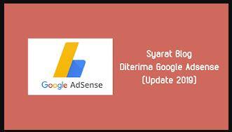 Cara Mudah Blog Diterima Google Adsense 2020
