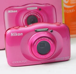 Jual Nikon Coolpix S33 2nd