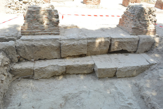 Results of the 2019 excavations at ancient Cumae