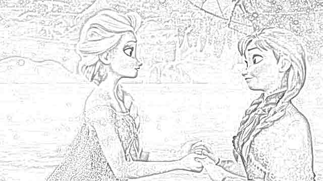 Animated Film Reviews Frozen Coloring Pages Downloadable And Free