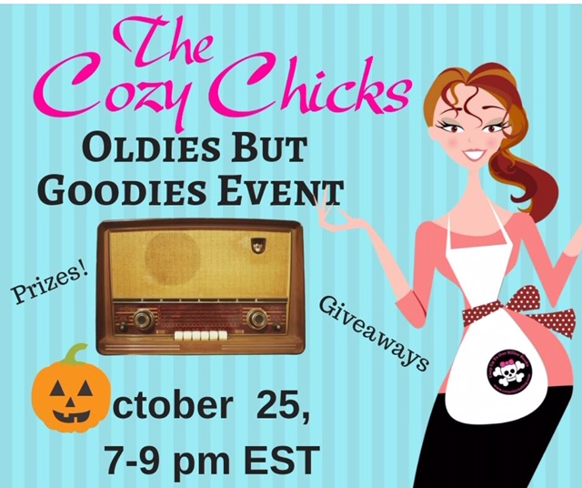 Cats, Roses   and Books!: Cozy Chicks Oldies But Goodies