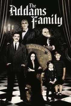 A Família Addams 1ª Temporada