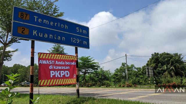 2 Mukim PKPD Dalam Daerah Temerloh Nak Guna SOP PKPD Atau PKP 3.0?