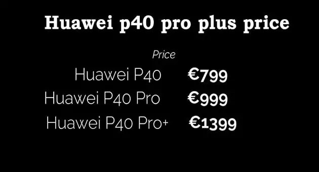 Huawei p40 Pro plus: World's biggest smartphone camera