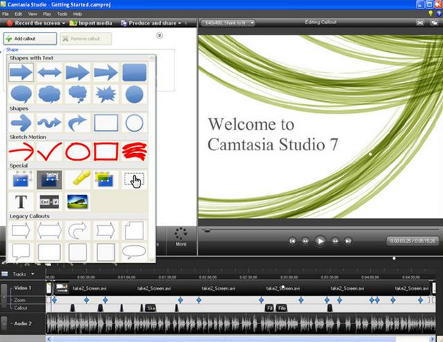 أفضل 7 برامج لتصوير وتسجيل الشاشة وسطح المكتب فى الويندوز