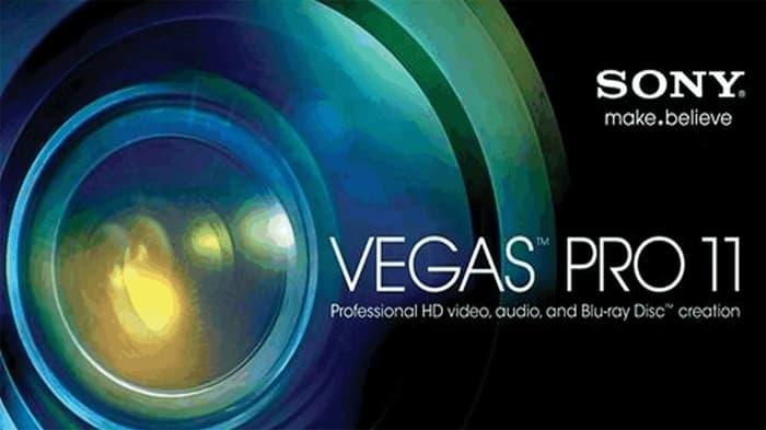 Sony Vegas Pro 11.0.510 (x86/ 32-bit) Full Version