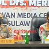 Perkuat Sinergi Polri Bersama Insan Pers, Kapolda Sulsel Gelar Silaturahmi Dengan Wartawan