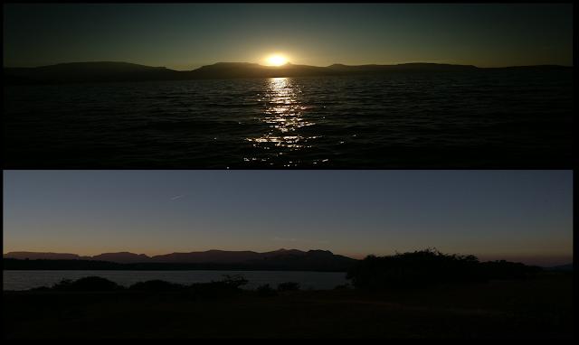 Bhandardara, Arthur lake sunset