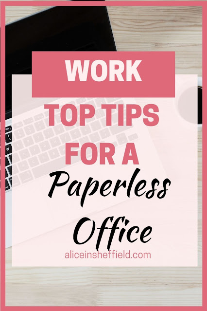 Have a paperless office