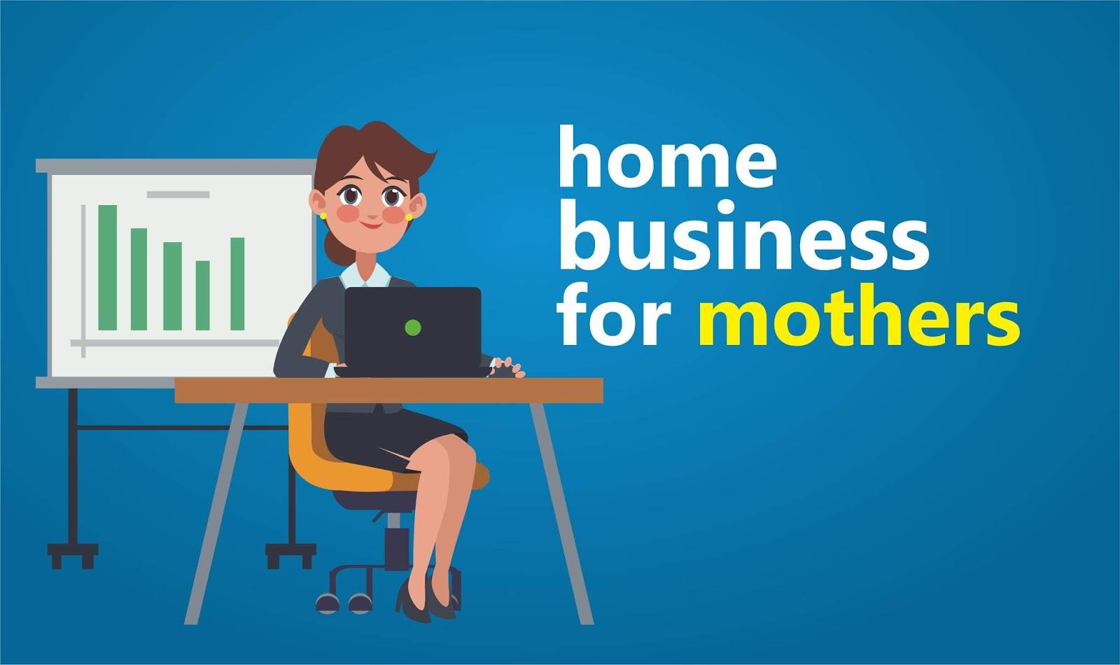Peluang Bisnis Rumahan Online Untuk Ibu Rumah Tangga ...