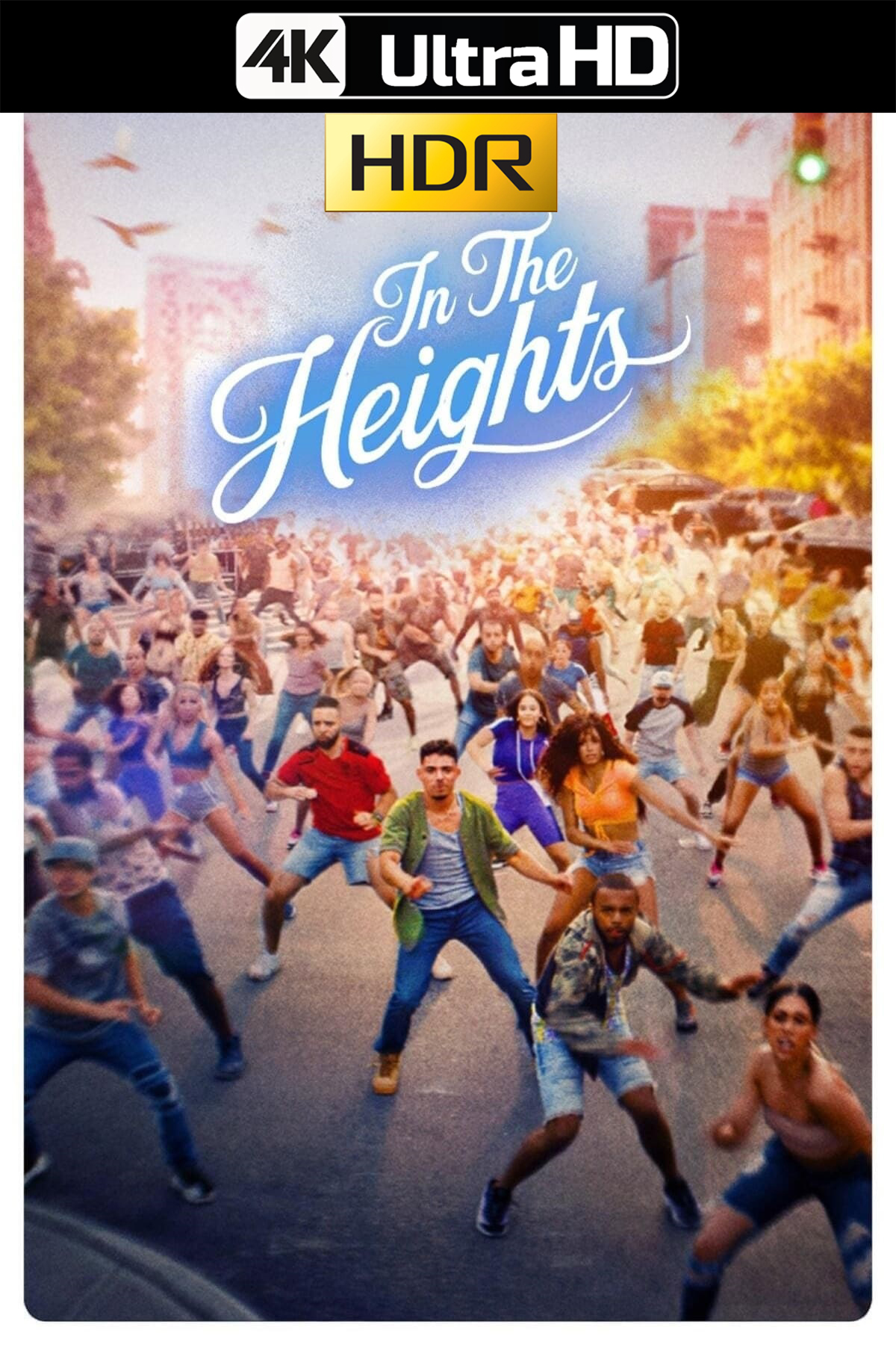 In The Heights (2021) HMAX 4K-HDR WEB-DL 2160p Latino