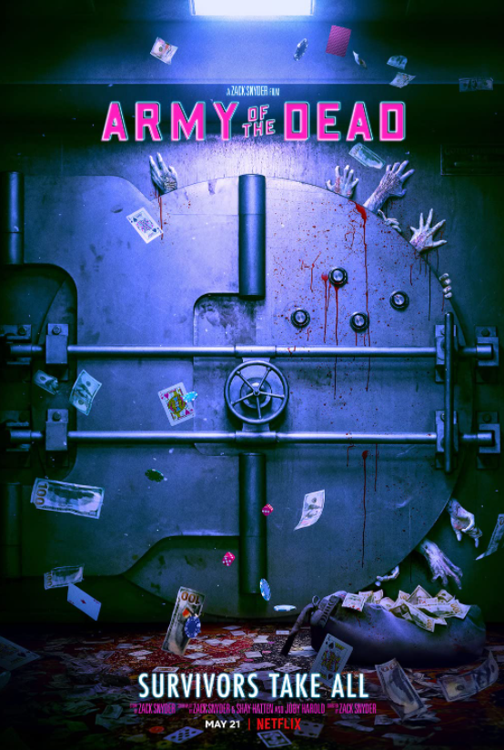 Army of The Dead, Zombie, Action, Drama, Horror, Thriller, Netflix, Sci Fi, Movie Review by Rawlins, Rawlins GLAM, Rawlins Lifestyle
