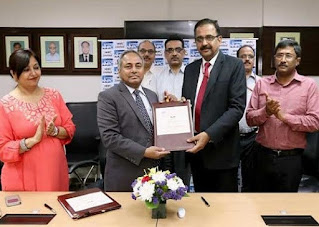 IREDA Signed MoU with NHPC Limited