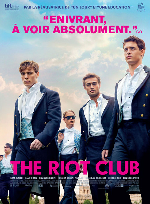 The Riot Club ชมรมสุภาพบุรุษสุดเฮ้ว