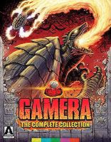 Gamera, Toho, Arrow Video, sci-fi, Kaiju,
