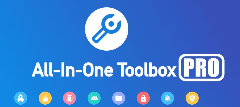 معلومات تلخيصية عن صندوق الأدوات متعدد الإمكانيات: منظف ومزيد من التخزين والسرعة All-In-One Toolbox