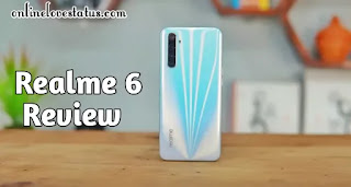 Realme 6 Full Phone Specifications
