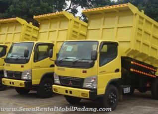 Sewa Dump Truck di Padang