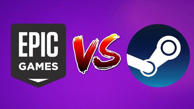 Epic games tendrá en el 2019 su propia tienda online para competir con Steam