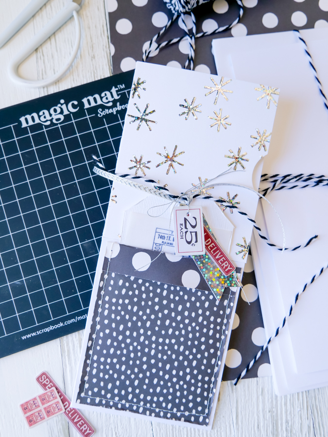 Makers Gonna Make Pocket Cards by Jamie Pate