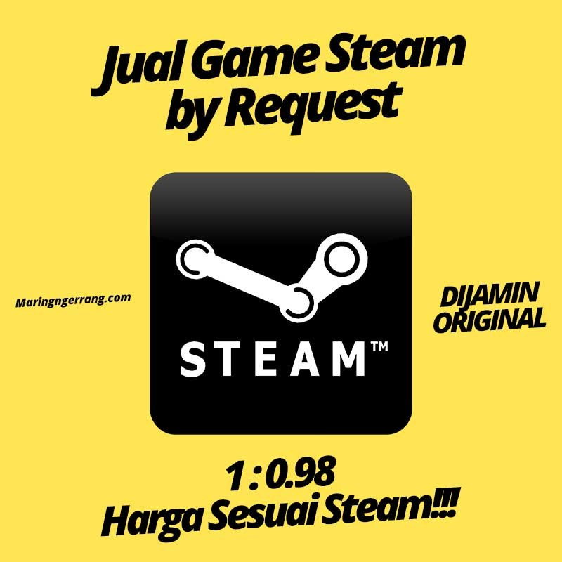 Steam Game by Request