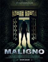 Poster de Maligno