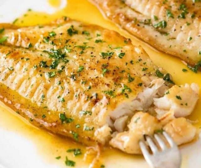Killer Lemon Butter Sauce For Fish