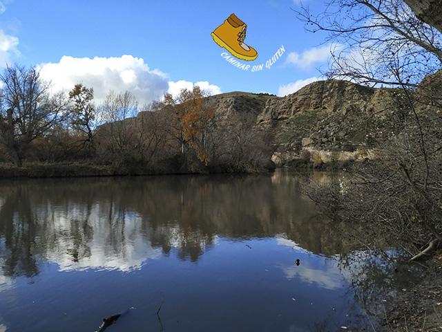 Desembocadura del río Manzanares en el Jarama