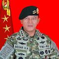 Rekam Jejak Pangkostrad Letnan Jenderal TNI Besar Harto Karyawan SH, M.Tr (Han)