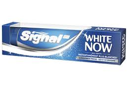 signal white now avis