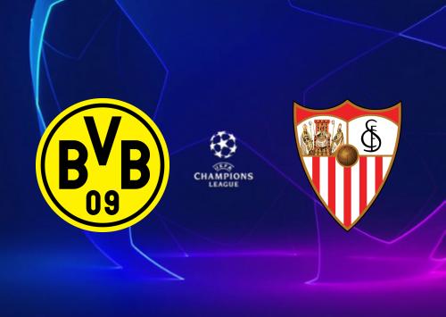 Borussia Dortmund vs Sevilla -Highlights 09 March 2021