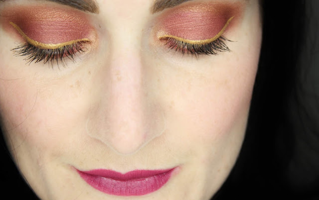 maquillage-prune-liner-or