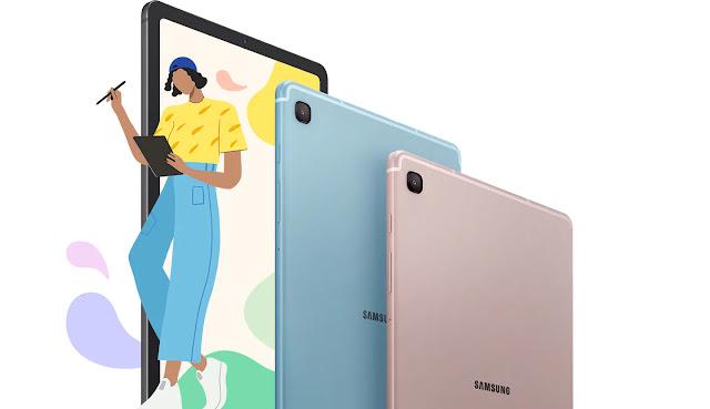 Galaxy Tab S6 Lite Full -Tablet Spesifikasi