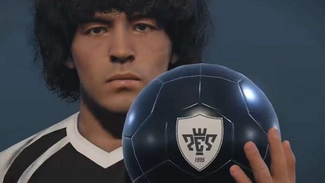 Maradona demandará a Konami por usar su imagen en PES 2017