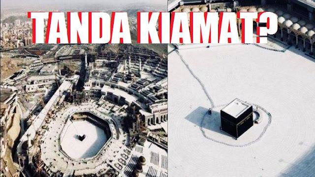 Ibadah Haji Tahun 2020 Terancam Ditiadakan, Adakah Hubungannya dengan Tanda Kiamat?