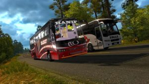 VOLVO B7R and B9R - ETS 2 INDIA