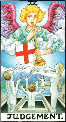Judgement Tarot Card Meaning- Major Arcana