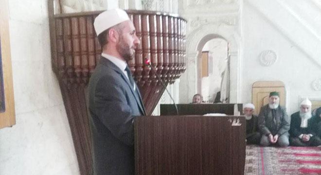 "Silvan'da ""Kudüs ve Mescid-i Aksa"" konulu konferans"