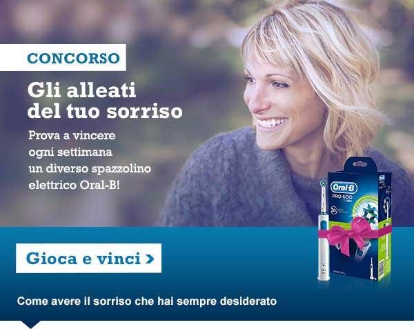 Vinci Lo spazzolino elettrico Oral-B