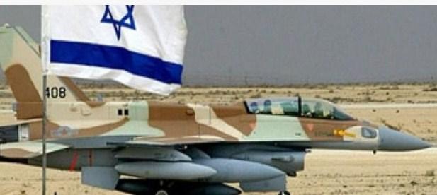 Israel Serang Pangkalan Militer Suriah di Aleppo