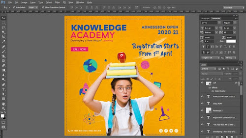What Are Features Of Adobe Photoshop