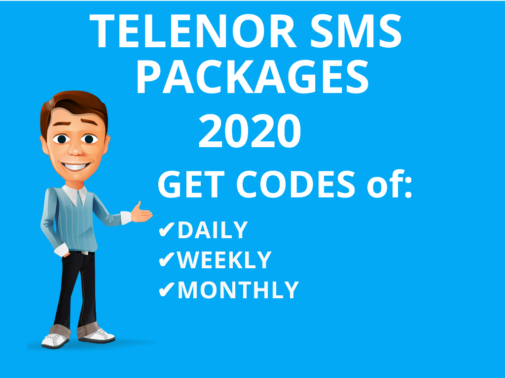 Here Telenor SMS Package Code Get Telenor One Day SMS Package Code Telenor SMS Package 3 day Telenor SMS Package Weekly code Telenor Monthly SMS Pkg  SMS Codes
