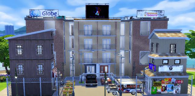 Sims 4 Pinoy Stuff Pack Gastambide Dormitory