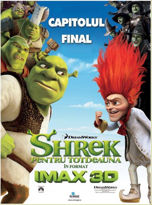 Shrek pentru totdeauna Online Desene Animate Dublate