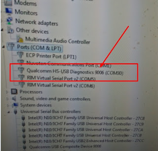 qualcomm HS-USB Diagnostics 9006 To 9008