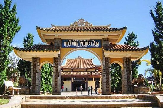 Hình ảnh Thiền viện Trúc Lâm