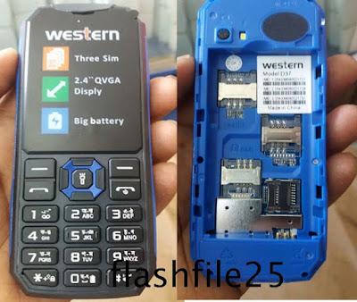 Western D37 Flash File 2021 6261da